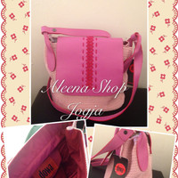 DOWA IRVINE FLAP BAG