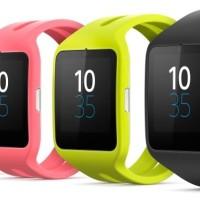 sony smartwatch 3. swr50. keren murah
