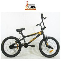 SEPEDA UNITED JUMPER X 01 BMX 20 INCH FREESTYLE