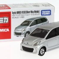 Toyota Avanza veloz (Silver mica metalic) Tomica Takara tomy
