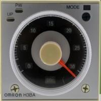 Omron Timer H3BA-8 220V/Timer 8 Kaki 220V + Socket