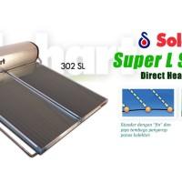 Solahart Solar Water Heater S 302 SL - Khusus Jabotabek