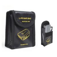DJI Mavic Pro LiPo Battery Safety Bag Case Fire-Proof
