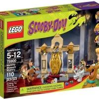 LEGO SCOOBY-DOO MUMMY MUSEUM MYSTERY 75900