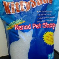 Pasir Kucing/Kitty Sand for Large Litter Box 7,6L