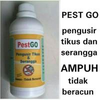Jual PEST GO - bubuk pengusir tikus semut kecoa dan serangga Murah