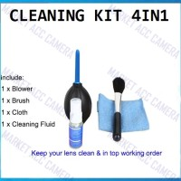 Optical Cleaning Kit Alfa Sony for Camera, Tv, Laptop, PC, Handphone