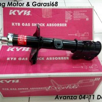 Jual Shock Depan Belakang Toyota Avanza '04-'11 Kyb Excel-G Murah