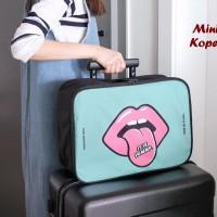 Mini Koper, Korean Style (Koper tambahan saat traveling)