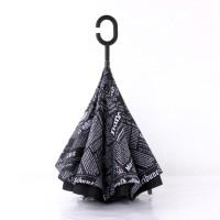 """Payung Terbalik """"C"""" Handle KORAN (Kazbrella), Solusi di saat hujan"""
