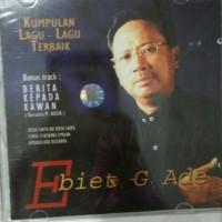 CD ORIGINAL EBIET G ADE - KUMPULAN LAGU-LAGU TERBAIK