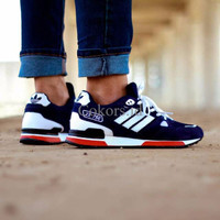 sepatu sneaker pria / adidas ax750 3 varian
