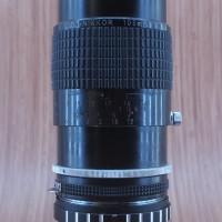 Lensa Manual Nikon MACRO Nikkor Ai-s 105mm f4 ai