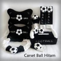 Bantal Mobil Bola Ball Car Set (6 in 1)