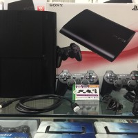 Playstation 3 / PS3 Super slim / Superslim 500GB Full Game OFW