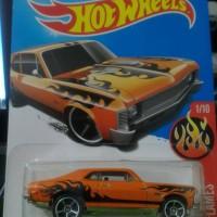 Hot Wheels '68 Chevy Nova
