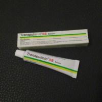 Transpulmin BB 10 gram balsem bayi