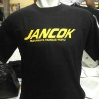 kaos/baju/t shirt KEREN JANCOK