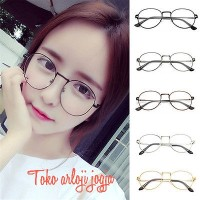 Jual kacamata / sunglasses / frame pria & wanita korea cute Murah