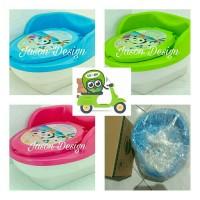 Jual potty training portable anak/ closet duduk/pispot Murah