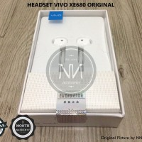 HEADSET EARPHONE VIVO XE680 V1 V3 MAX V5 LITE X6S X7 X9 PLUS ORIGINAL