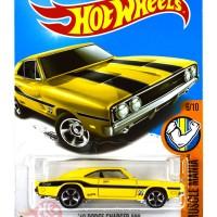 69 Dodge Charger 500 KUNING / YELLOW MOONEYES Hot Wheels HW Hotwheels