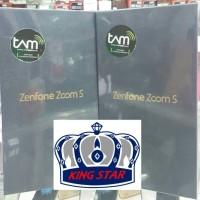 Asus Zenfone Zoom S ( Ze553kl ) 4/64 Garansi Resmi