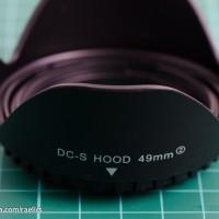 Lens Hood Flower Reversible Universal - 49mm