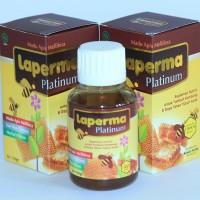 Vitamin Penambah Nafsu Makan Anak Laperma Platinum Original