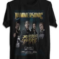 KAOS REVENGE THE FATE TSHIRT MUSIK ROCK METAL RTF 12