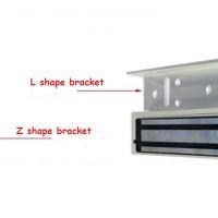 ZL Bracket untuk EM Magnetic Door Lock 280kg/600lbs