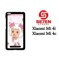 Casing HP Xiaomi Mi4i, Mi4c Cartoon 980 Custom Hardcase Cover