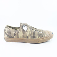 Sepatu Pria Converse Jack Purcell LTT OX Lead Gray   ORIGINAL