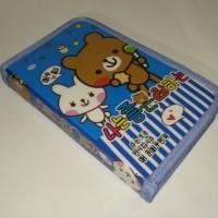 Jual Tempat pensil kotak pencil case sleting jumbo Murah