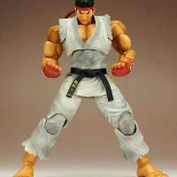 mainan action figure ryu street fighter play arts kai variants