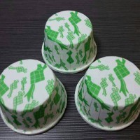 Cup Roti Cupcase Cupcake muffin bolu gambar Ketupat Lebaran Idul Fitri