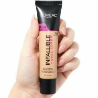 Loreal Infallible Total Cover 24H Foundation 30ml - Natural Beige 305
