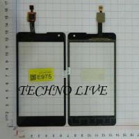 Touchscreen / Touch Screen Lg Optimus G E975