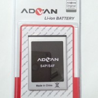 BATTERY BATRE BATERAI ADVAN S4P / S4F / S4X / BP-40BH ORIGINAL
