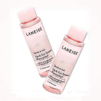 Laneige lip and eye makeup remover