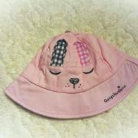 Topi Anak Sleeping Bunny