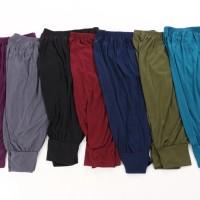 Paket 6pcs  Celana jogger Aladin   bahan adem dan lembut   7 warna 04b693d77b
