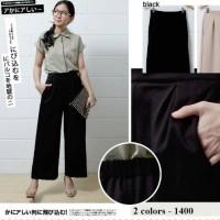 Celana kulot panjang / celana kulot panjang polos / cullote pants