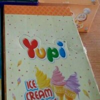 Permen Yupi 24 Pcs - Ice Cream