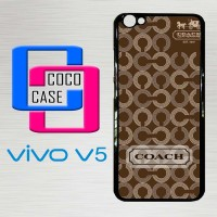 Casing Hardcase Hp Vivo V5 Coach Bag X4195