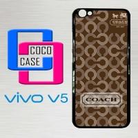 Casing Hardcase Hp Vivo V5 Coach Bag X4195