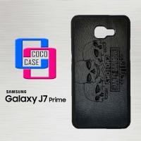 Casing Hp Samsung Galaxy J7 Prime Harley Skull Wallpaper X4488