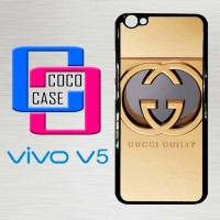 Casing Hardcase Hp Vivo V5 Gucci Guilty gold X4430