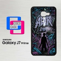 Casing Hp Samsung Galaxy J7 Prime Music A Day To Remember X4167