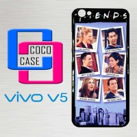 Casing Hardcase Hp Vivo V5 Friends TV Series X4134